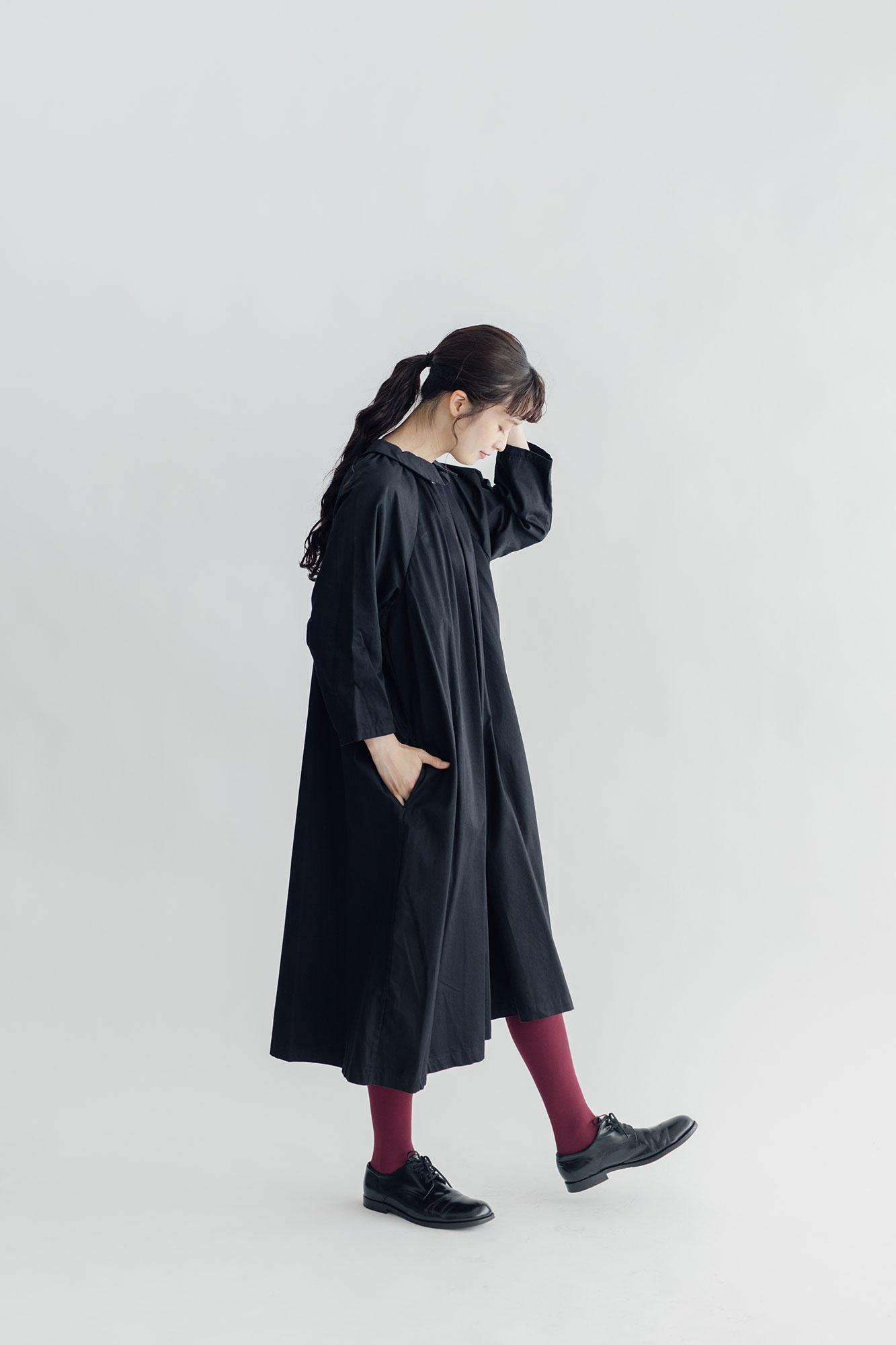 Atelier d'antan Aimee コットン ワンピース (AUTUMN)