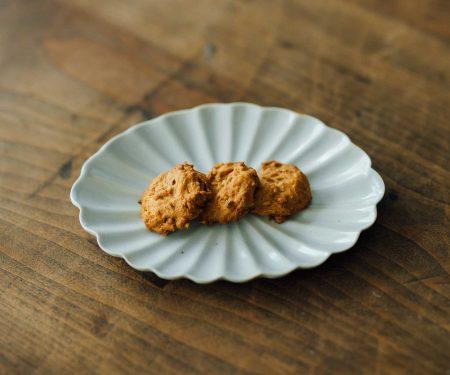 かるべけいこ 煎り玄米つぶクッキー
