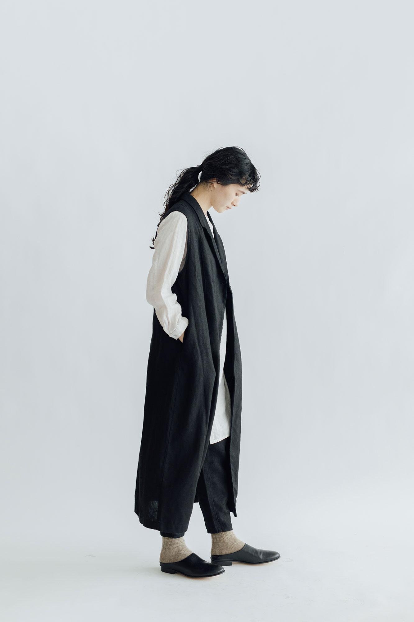 fog linen work メーリ ジレ