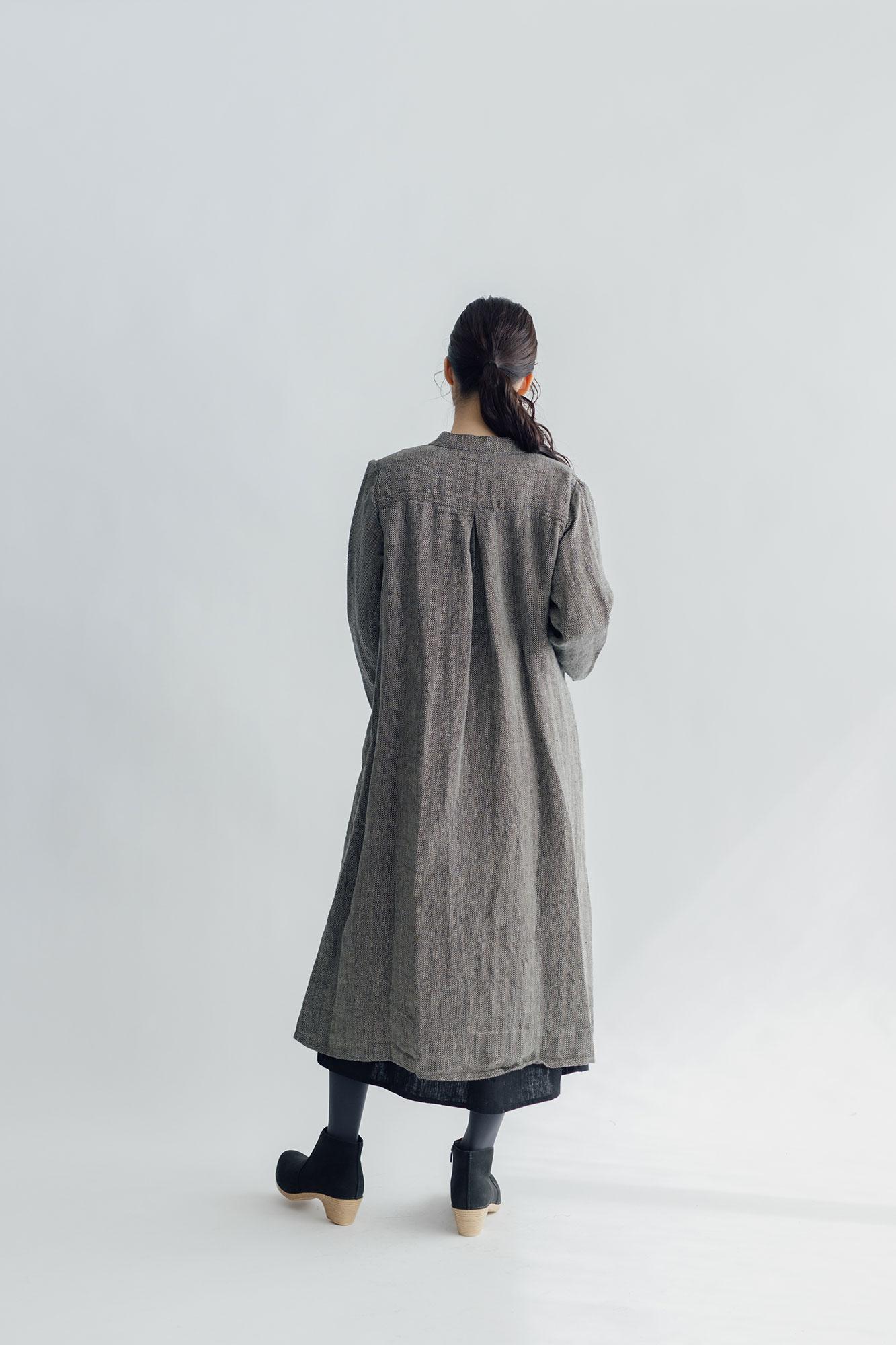 fog linen work ヴェルナ コート