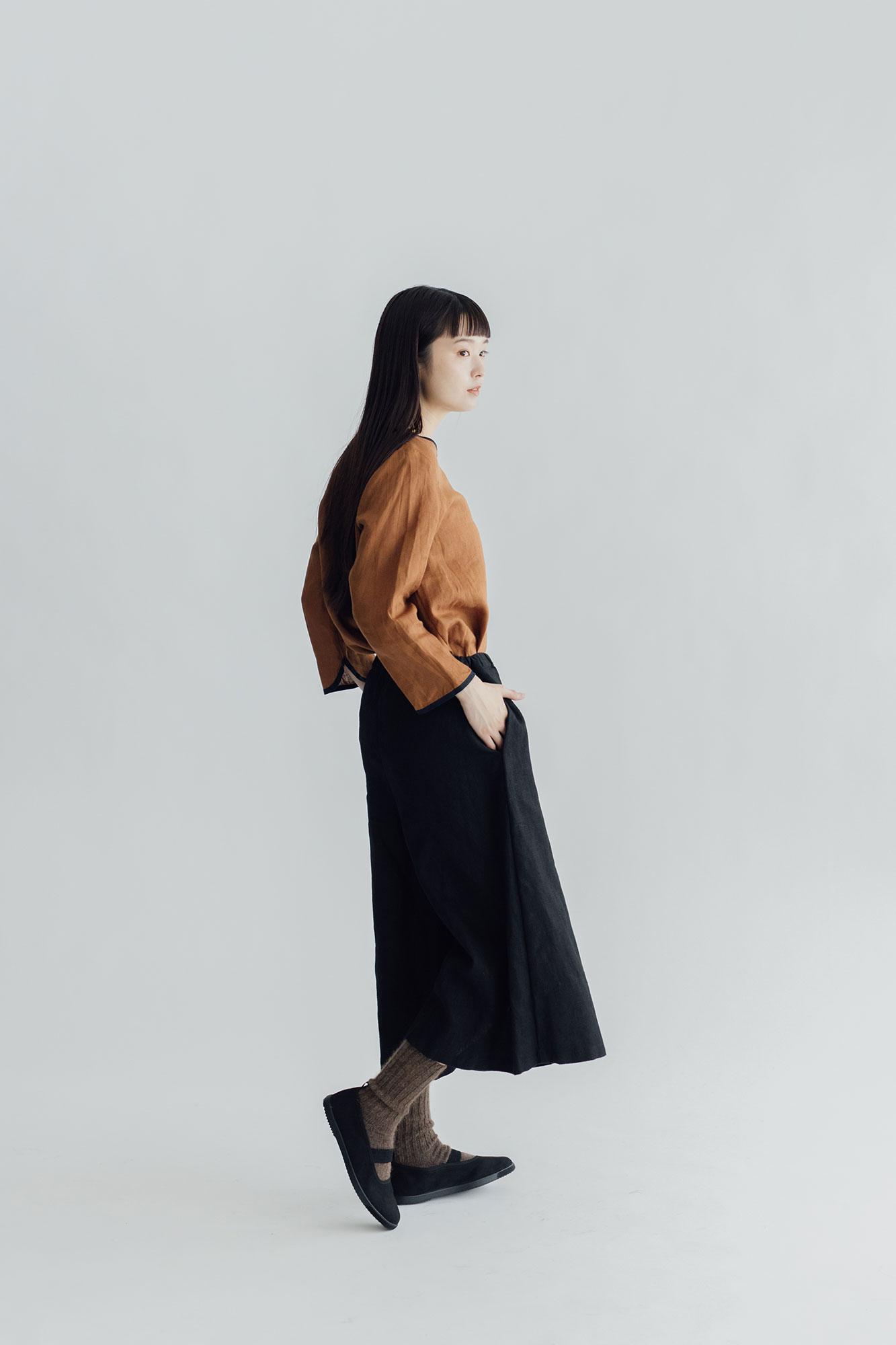 fog linen work エンニ トップ