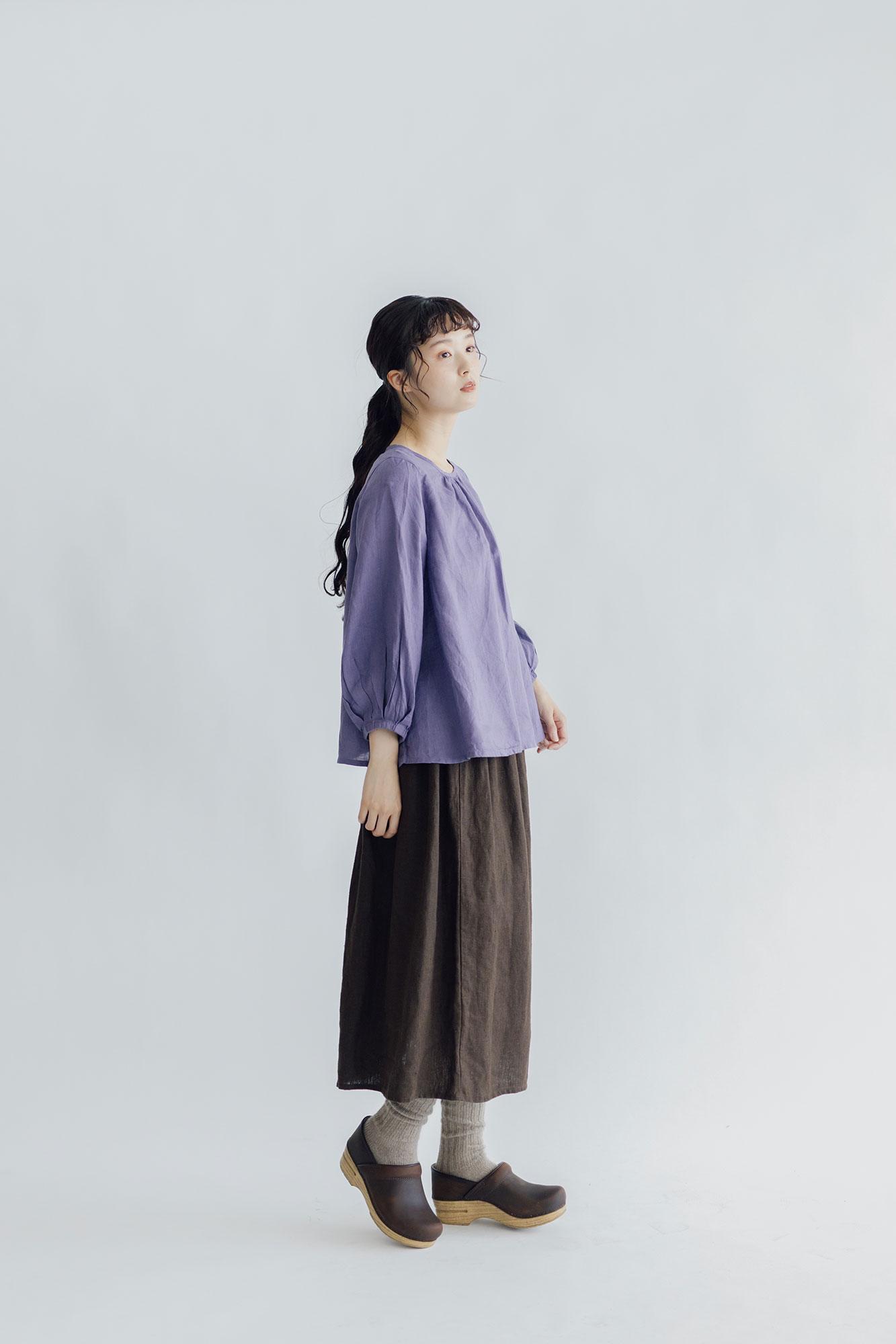 fog linen work チャロ スカート