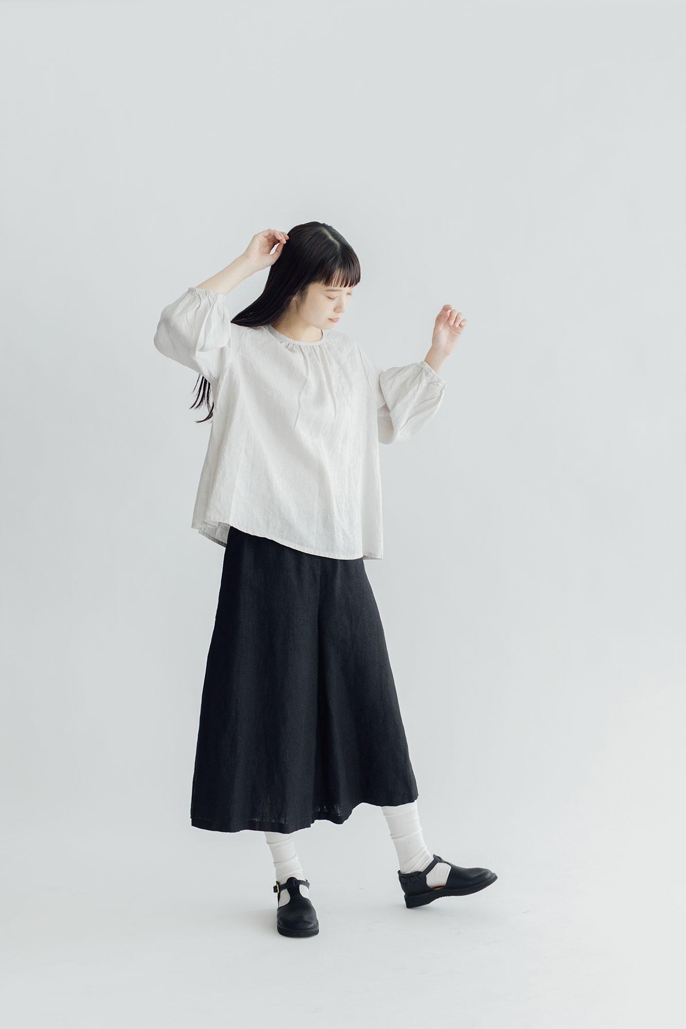 fog linen work ハンネ トップ