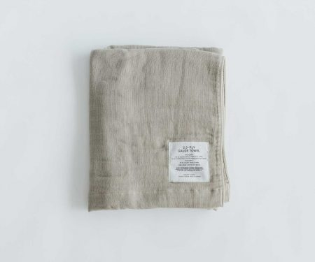 SHINTO TOWEL 2.5-PLY GAUZE バスタオル