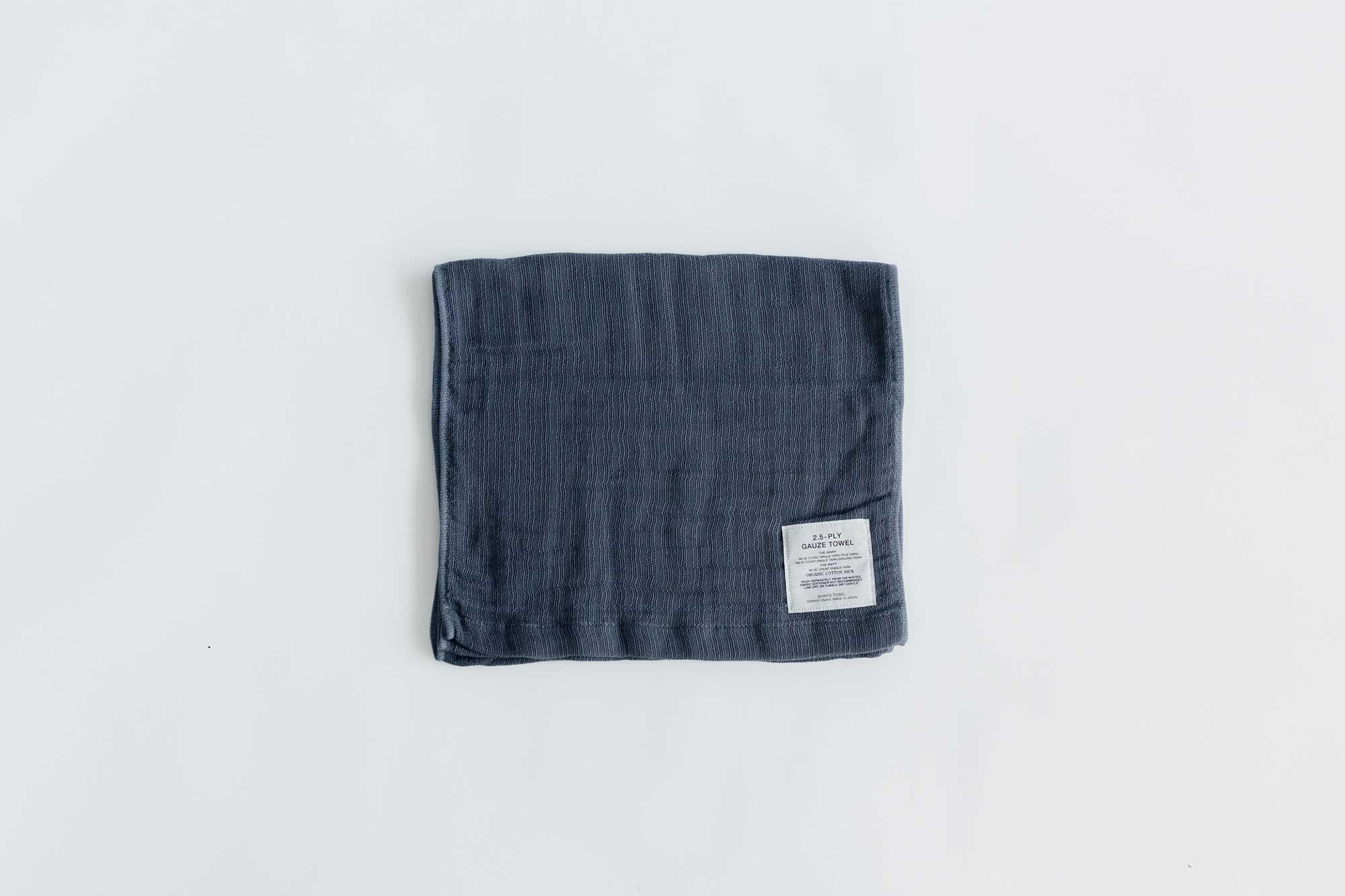 SHINTO TOWEL 2.5-PLY GAUZE マフラータオル