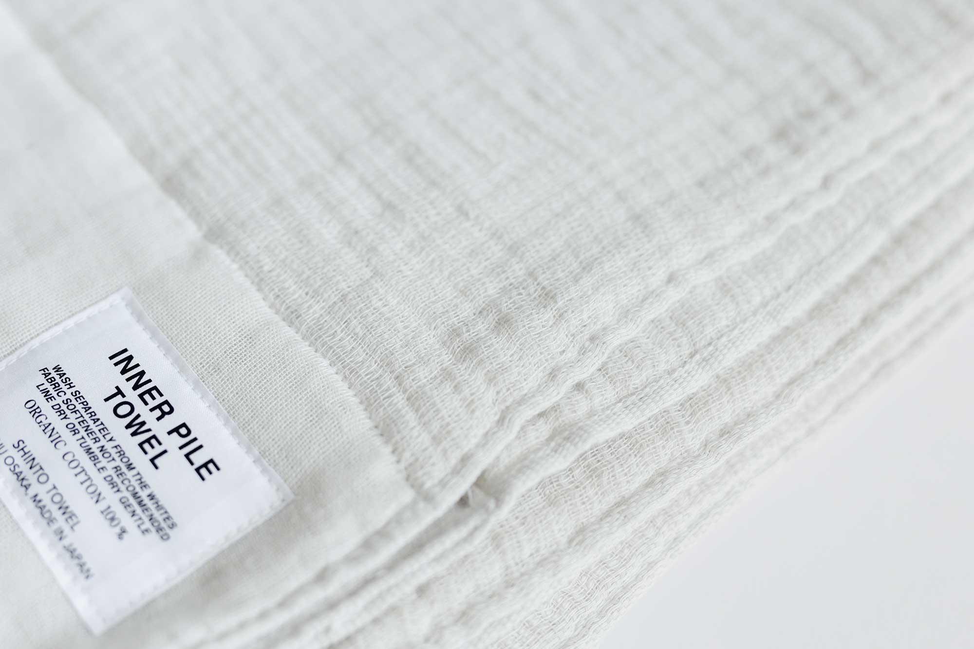 SHINTO TOWEL INNER PILE バスタオル