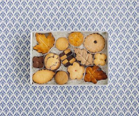 修道院のお菓子 長崎レデンプトリスチン修道院 クッキー缶