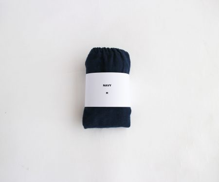 TESHIKI パンツ COTTON CASHMERE NAVY