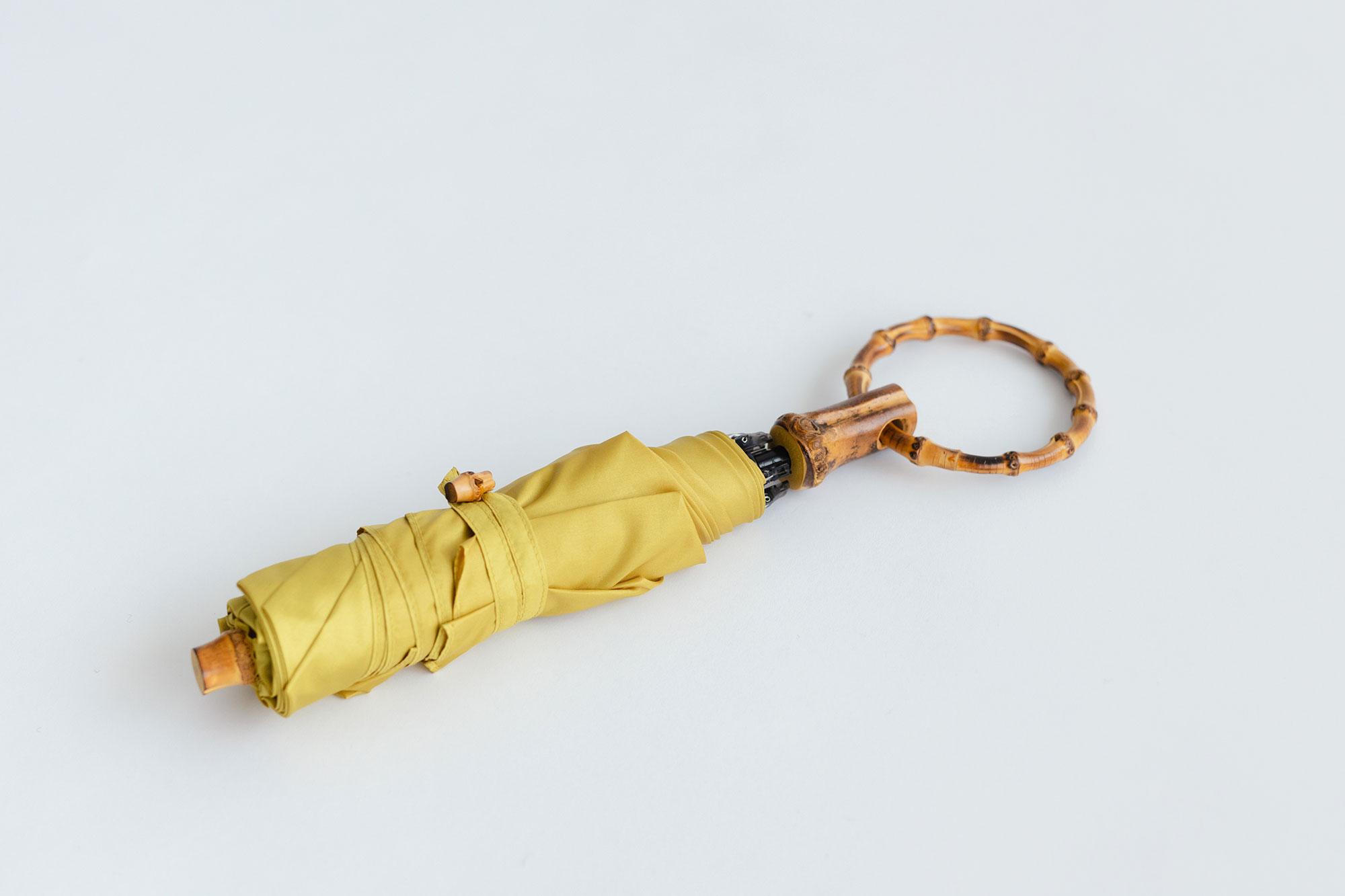 BonBonStore バンブーバングル 折りたたみ傘
