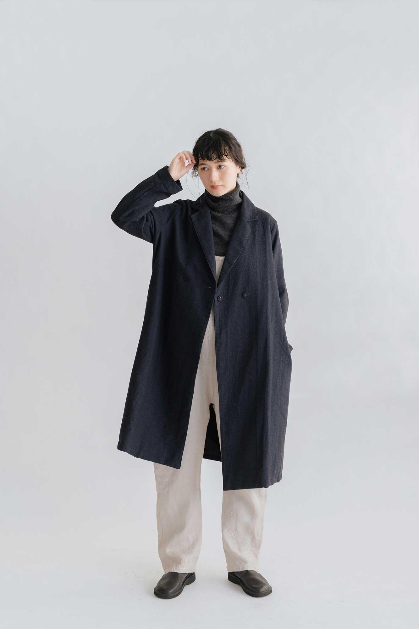 fog linen work カリータ コート