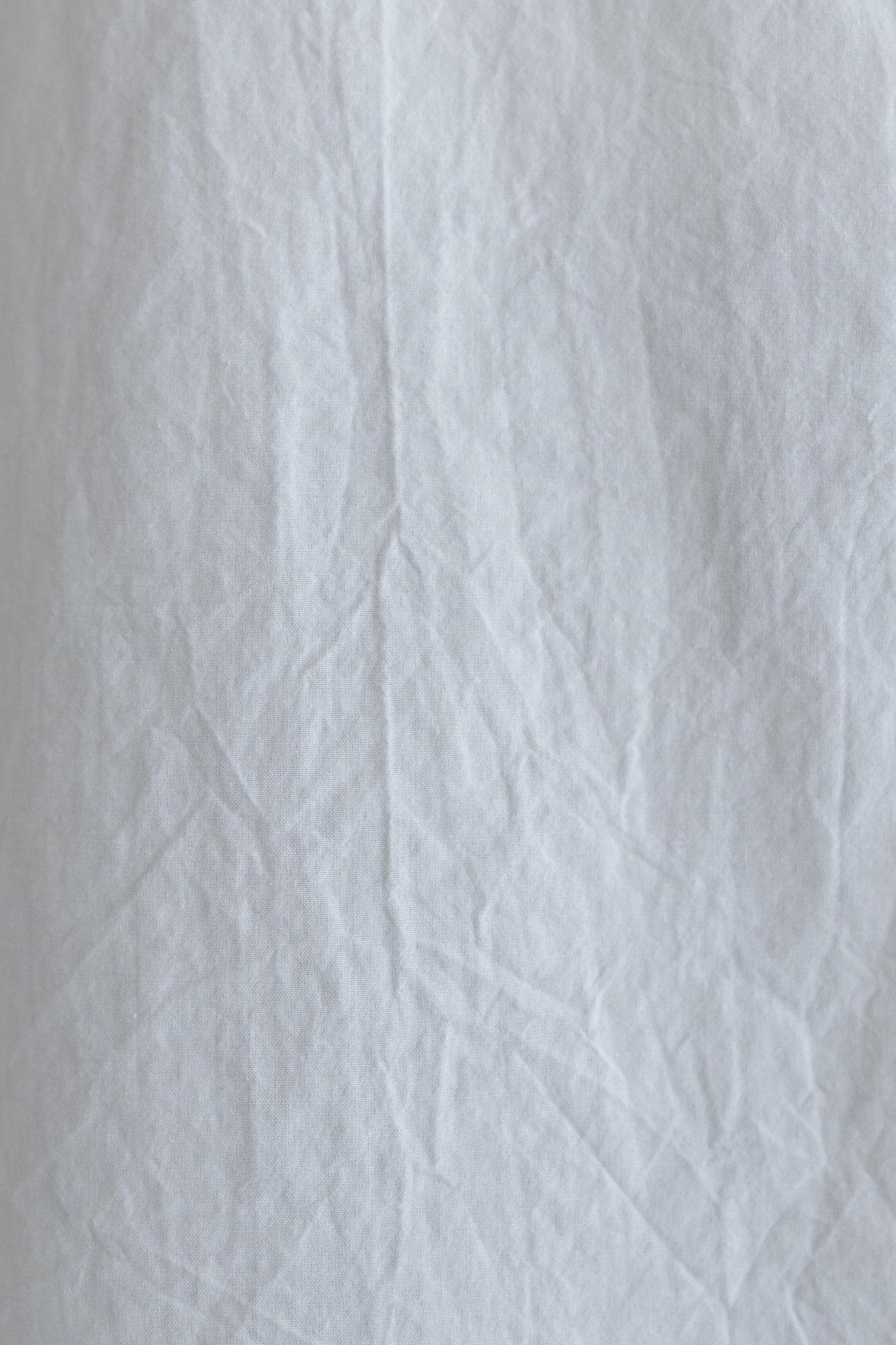 HAU ピンタックシャツ