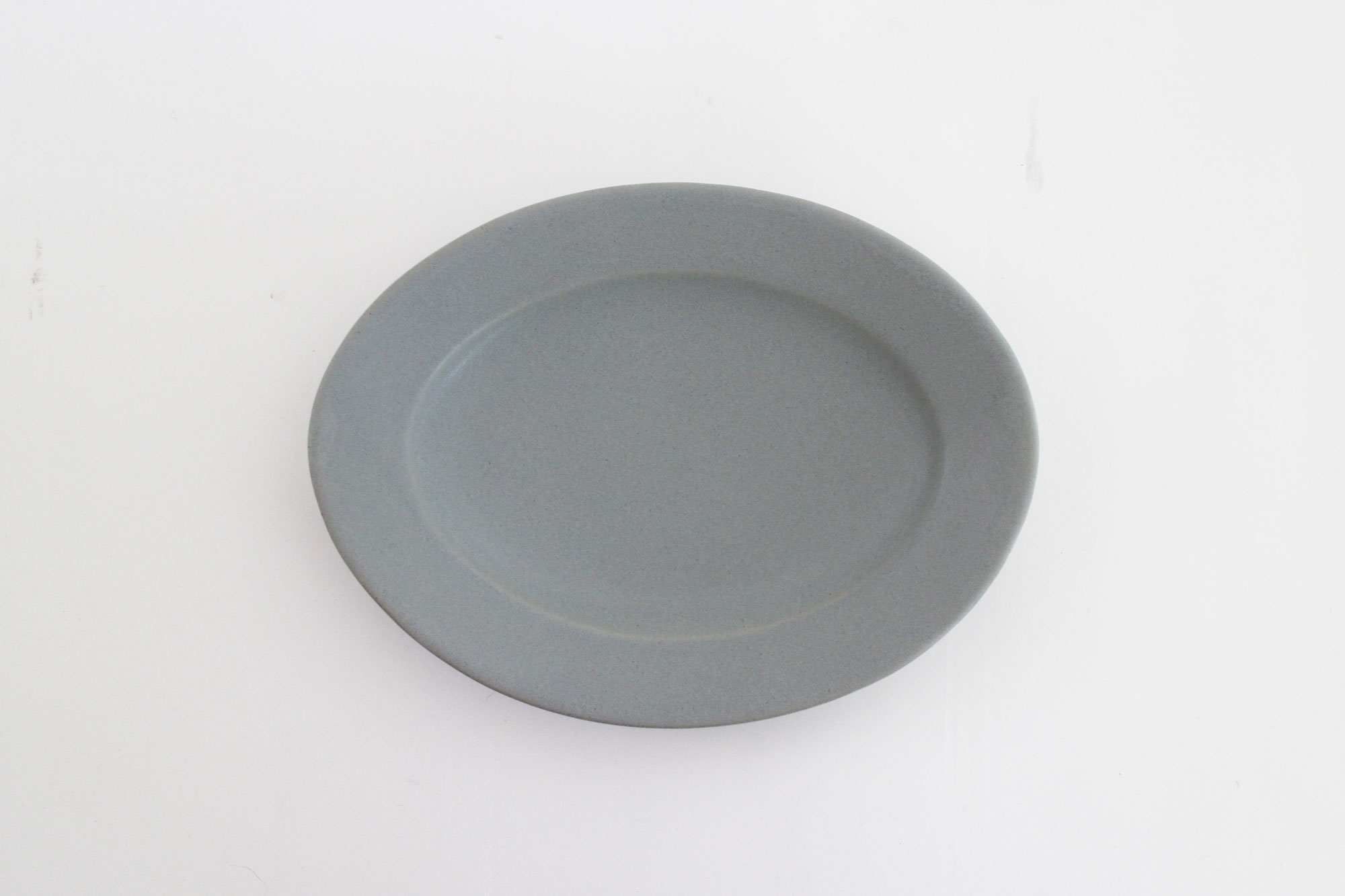 Awabi ware オーバル皿 M