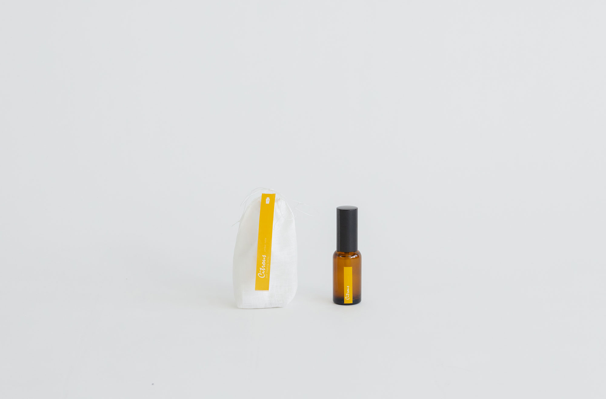 mahina pharmacy セルフヒーリングスプレー Citrous  umber note
