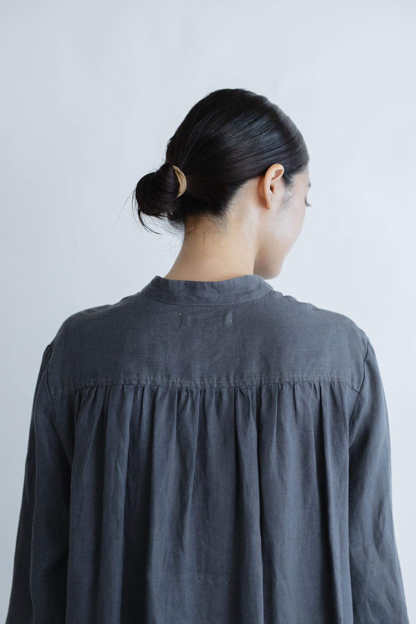 fog linen work キャロライン ワンピース アルドワーズ