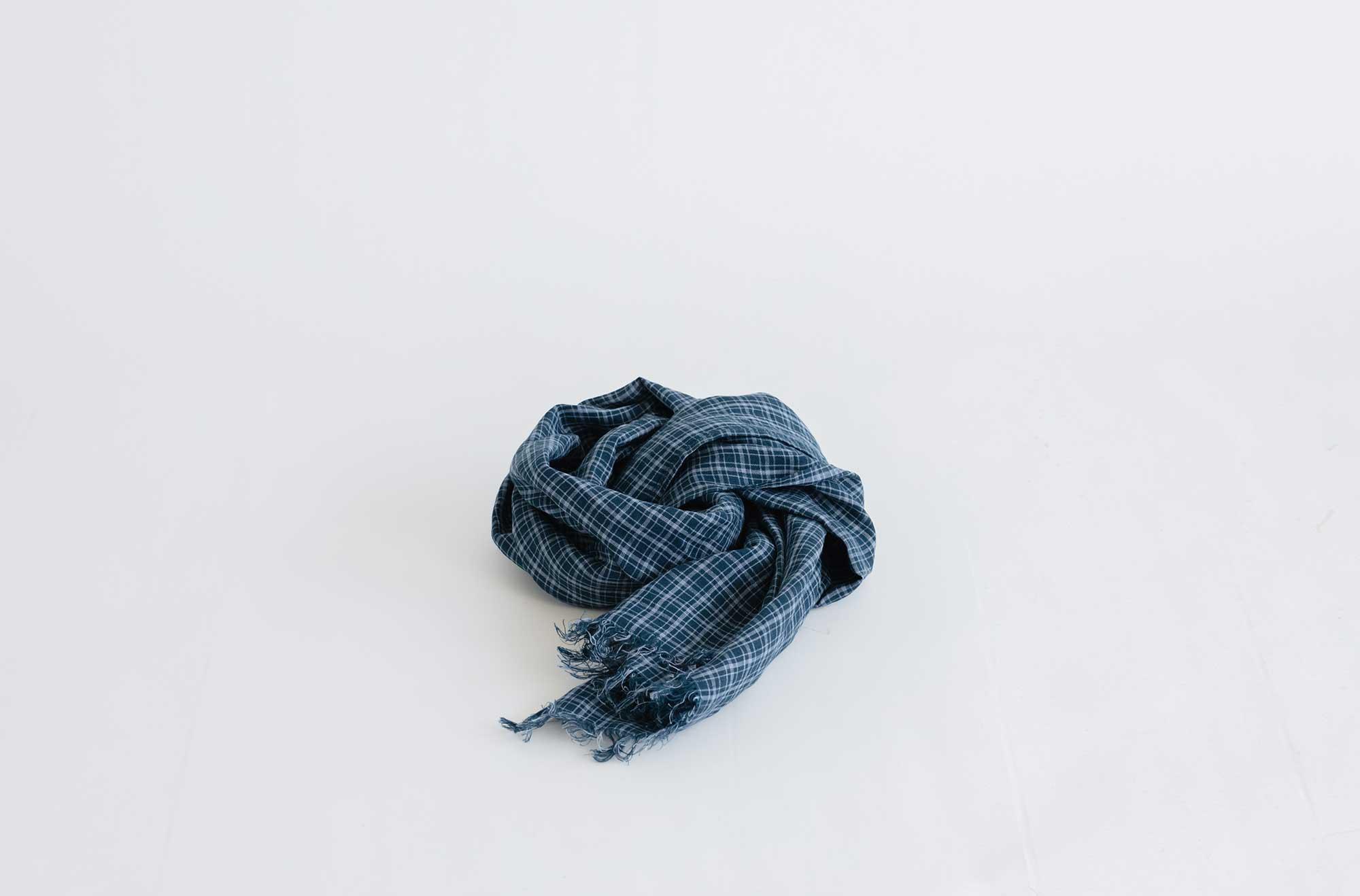 fog linen work ロセリエ スカーフ ポール