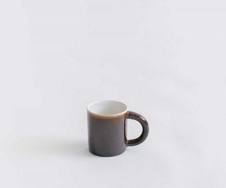 CANASA マグカップ(M)茶白