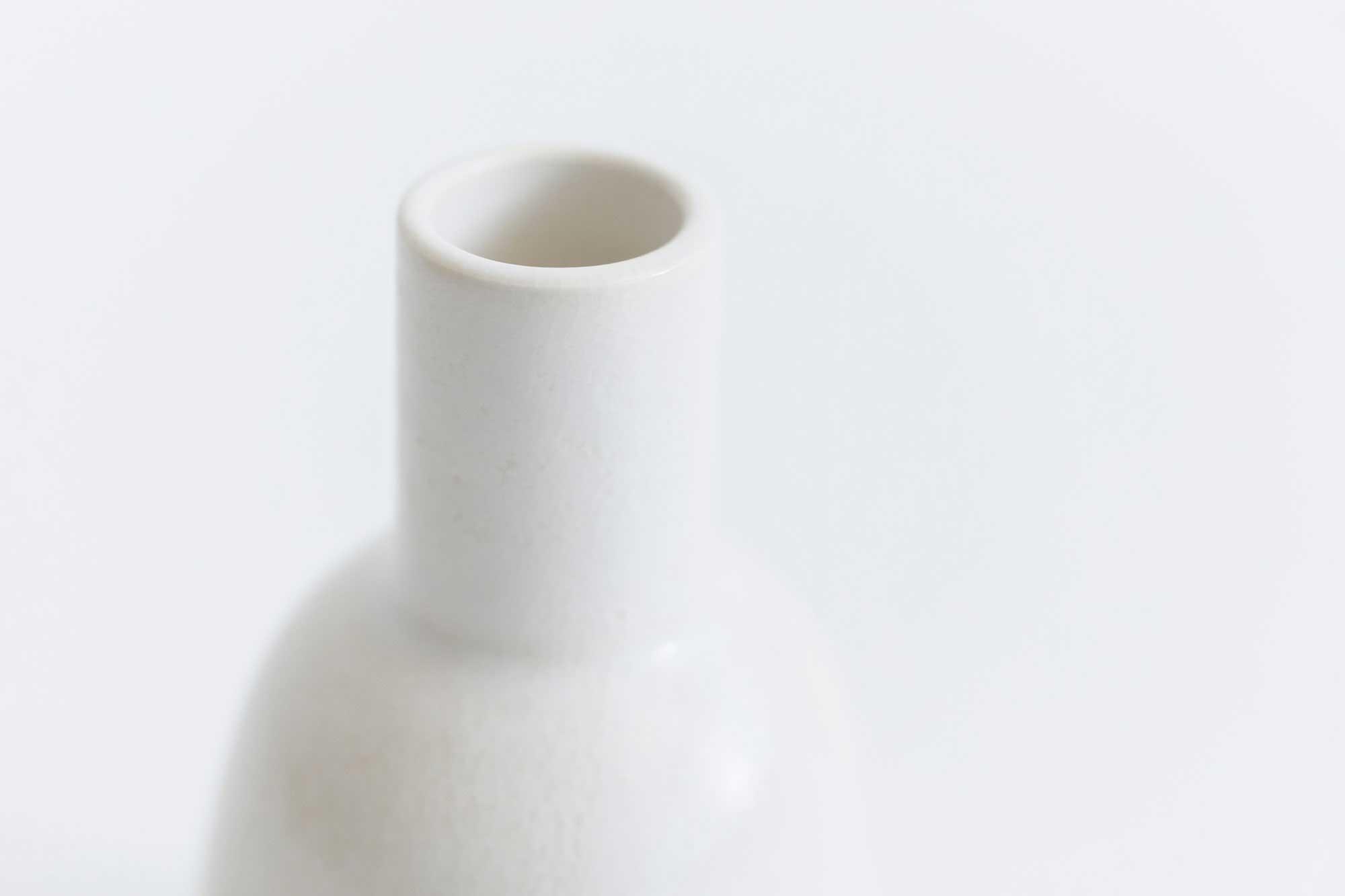 CANASA フラワーベース 貫入釉薬