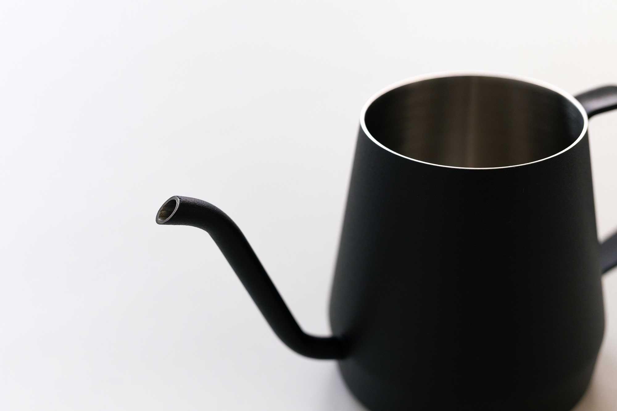 KINTO プアオーバーケトル 430ml ブラック