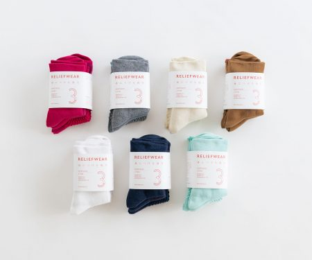 RELIEFWEAR KAIHŌ SOCKS 3 TYPE SET