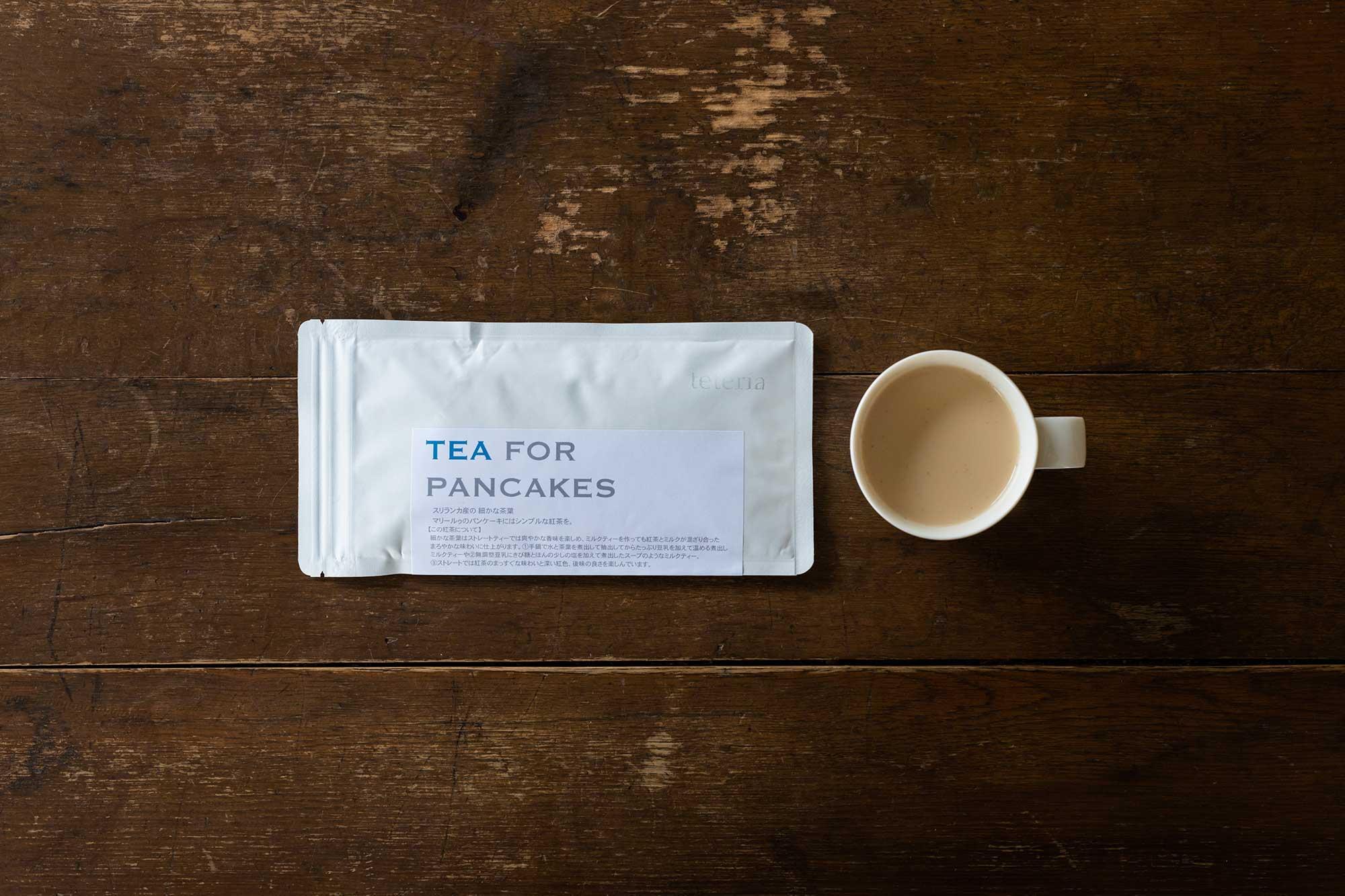 teteria TEA FOR PANCAKES 60g