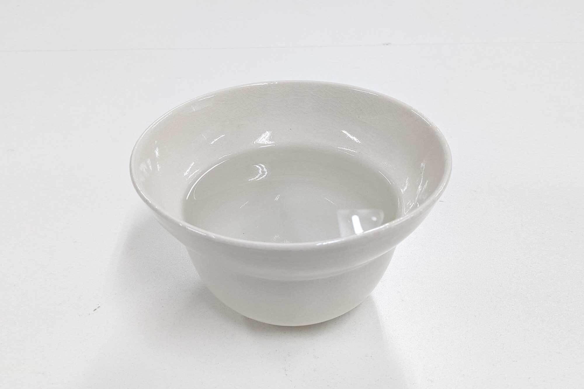 CANASA 貫入釉麺鉢