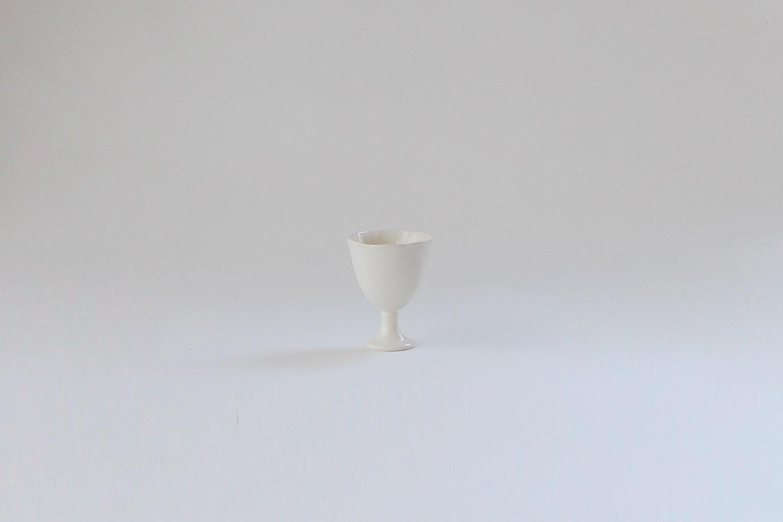 河合竜彦 足つき杯 輪花