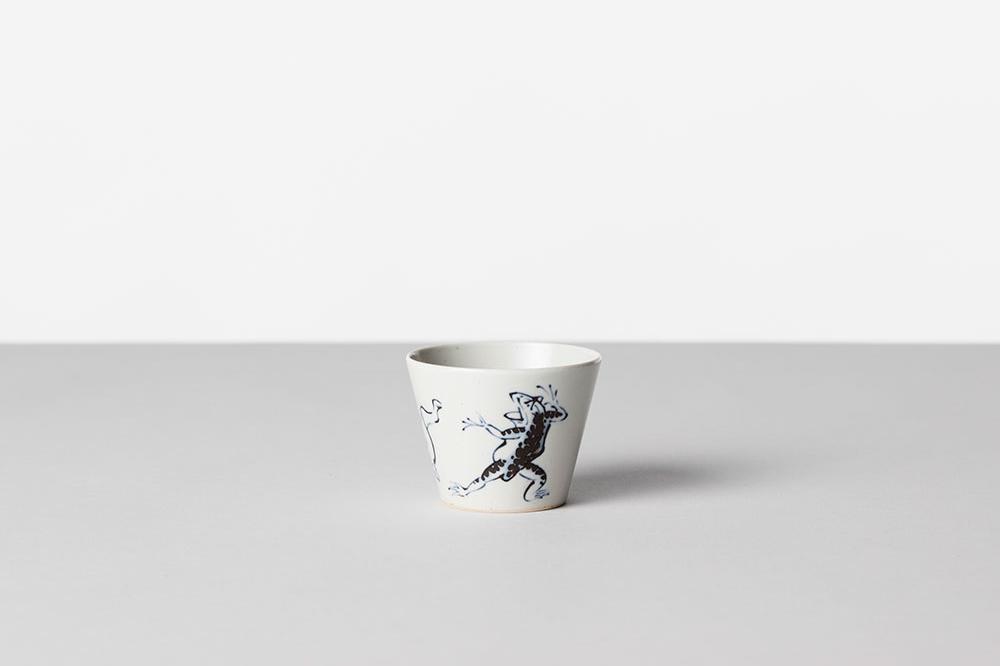 マルヒロ BARBAR そばちょこ 鳥獣戯画 相撲