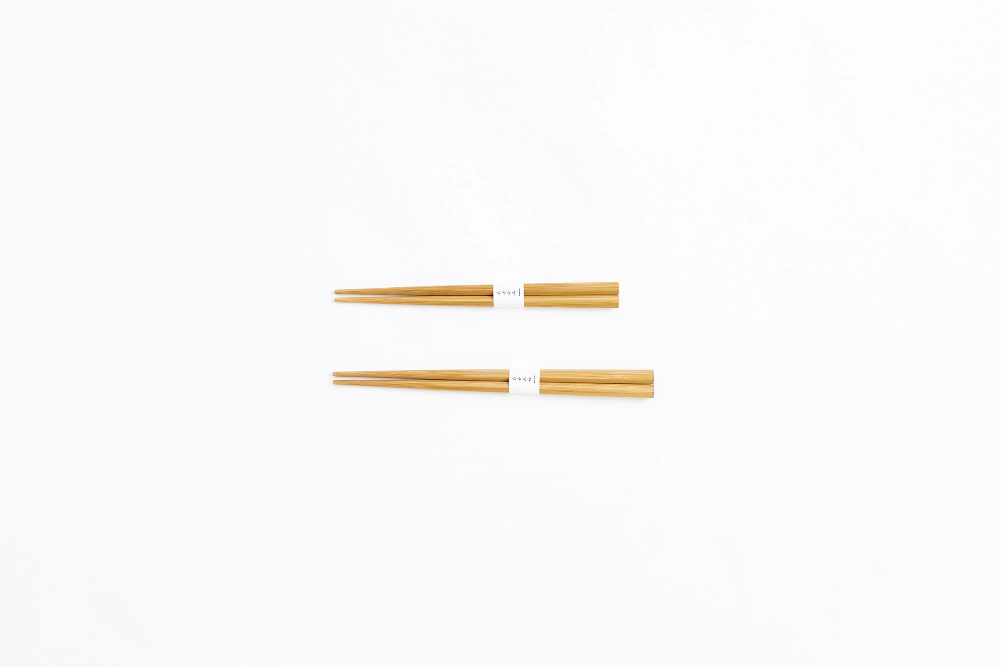 ヤマチク 六角子ども箸
