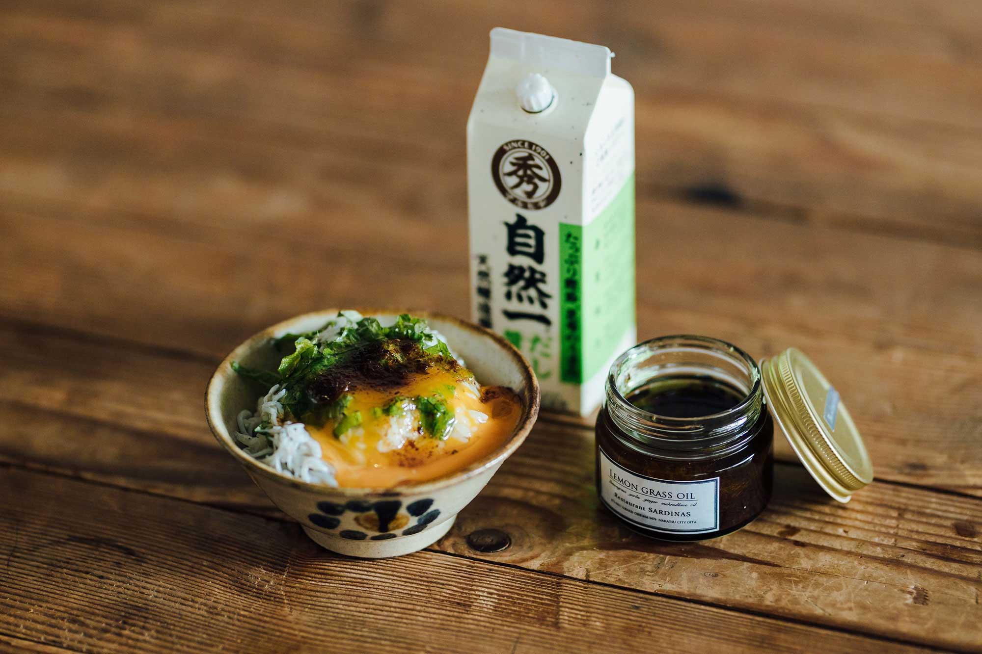 くらすことの夏ギフト A 九州のおいしいもの (めん3種/熟つゆ・だし醤油/レモングラスオイル/鉄火味噌)