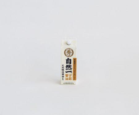 丸秀醤油  自然一ぽん酢醤油