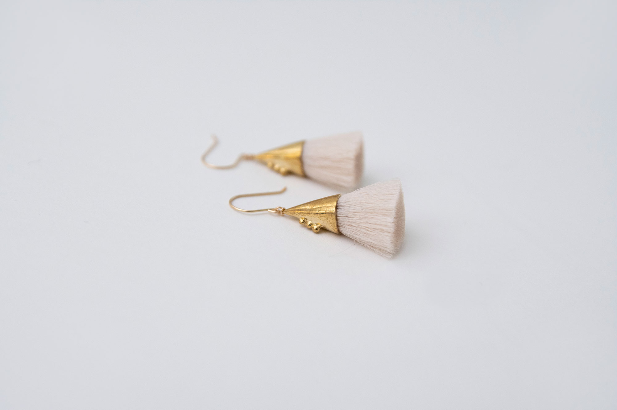 accessories mau つつっぽピアス キナリ