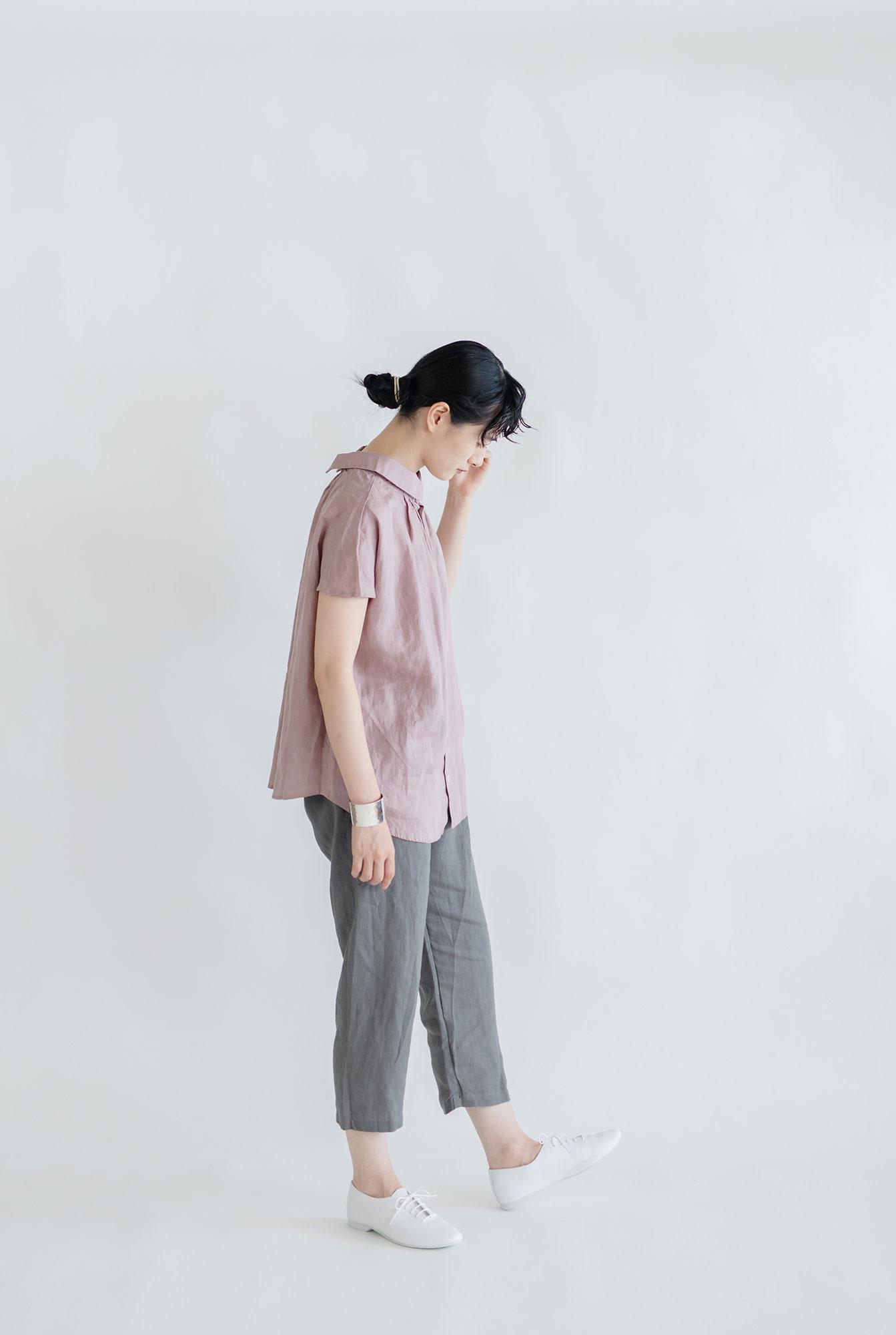 fog linen work アシャ トップ