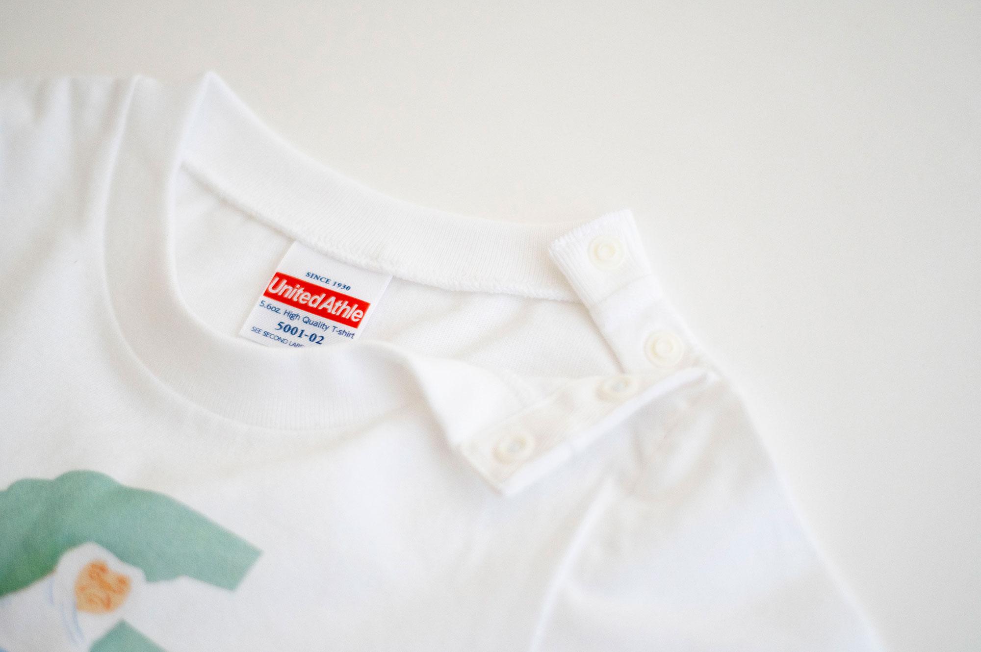 ダテユウイチ BACK TO THE 80's こどもTシャツ